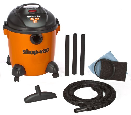 Shop Vac 585-13-00 12 Gallon 4.5 Horsepower Wet/Dry Vacuum