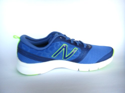 New Balance New Balance Ladies Women WX711BG Trail Shoe 7B Blue White