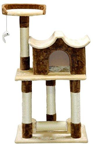 Go Pet Club F77  Cat Tree Furniture, 44-Inch