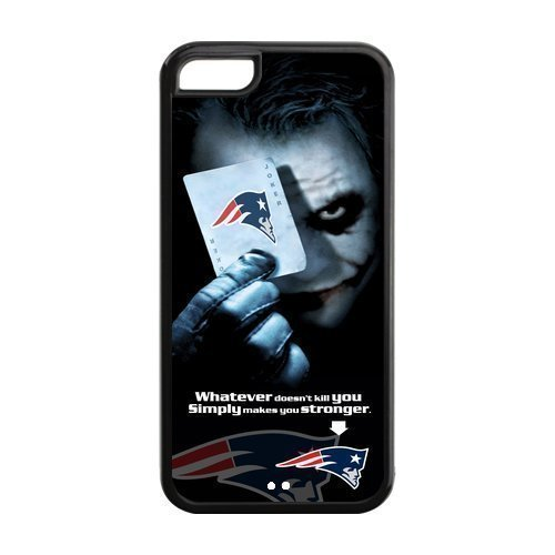 NFL England Patriots For Iphone 6 Plus 5.5 inch Cover Cover The Joker Batman Patriots For Iphone 6 Plus 5.5 inch Cover s at Gotham City Store