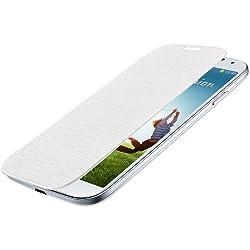 Amzer 95752 Flip Case? - White for Samsung GALAXY S4 GT-I9500
