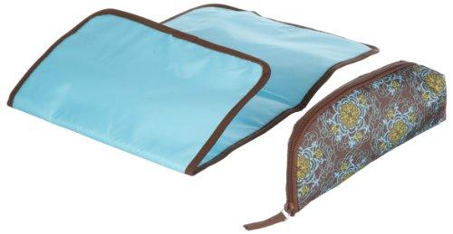 Vital Innovations / Okiedog - 60028 - Sac à Langer - Gala Messenger - Brun / Turquoise