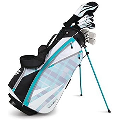 [해외] CALLAWAY WOMEN'S 2016 STRATA ULTIMATE COMPLETE GOLF SET WITH BAG (16-PIECE, RIGHT HAND) [병행수입품]-