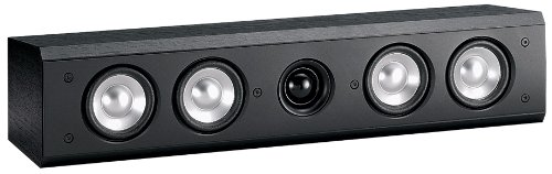 New Yamaha NS-C310BL 2-Way Bass-Reflex Center Speaker - Each (Black)