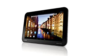 "Toshiba Excite Pro AT10LE-A-108 Tablette tactile 10,1"" (25,65 cm) 1,8 GHz 16 Go Android Jelly Bean 4.2.2 Bluetooth Wi-Fi Argent"