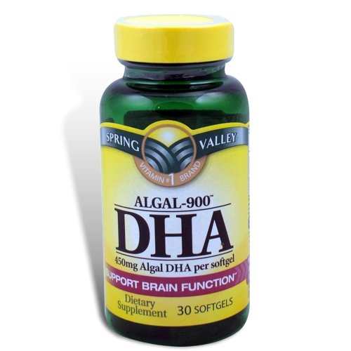 Spring valley algal 900 dha 450 mg health vitamins mart for Spring valley fish oil review