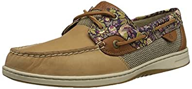 Sperry top sider women 39 s blue fish liberty for Best boat shoes for fishing