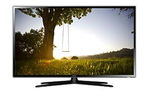 """Samsung UE46F6100 TV LCD 46"""" (117 cm) LED 3D HD avec 2 paires de lunettes 1080p 200 Hz 3 HDMI 2 USB Classe: A+ (Import Belgique)"""