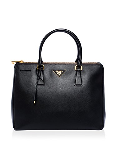 prada-womens-leather-tote-nero