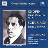 Great Pianists: Cortot Piano Concertos
