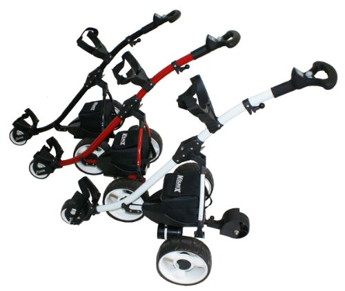 Kolnex Electric Golf Caddy, Trolley, Cart. Full Remote Control. Model C1001/VTS364. Choice of 3 colors.