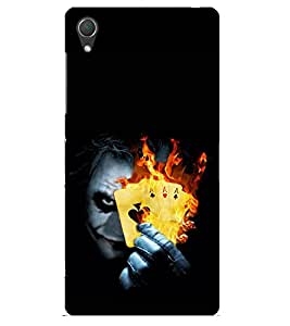 Doyen Creations Designer Printed High Quality Premium case Back Cover For Sony Xperia Z4