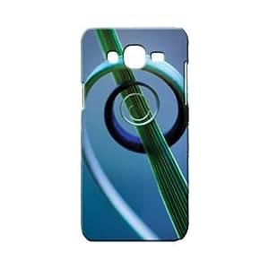 BLUEDIO Designer 3D Printed Back case cover for Samsung Galaxy A8 - G6562
