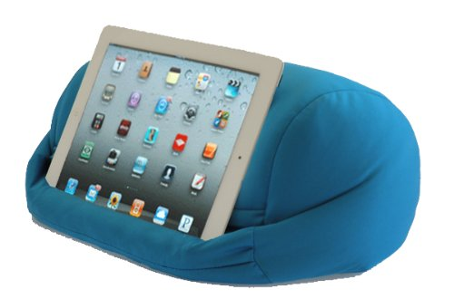 Renegade LAP PRO Beanbag Lap Stand iPad & Android Tablet Accessory (Blue)