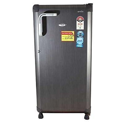 Whirlpool Genius Premier Direct-cool Single-door Refrigerator (200 Ltrs, 4 Star Rating, Grey)