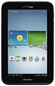 Samsung Galaxy Tab 2 7.0 4g Lte Verizon