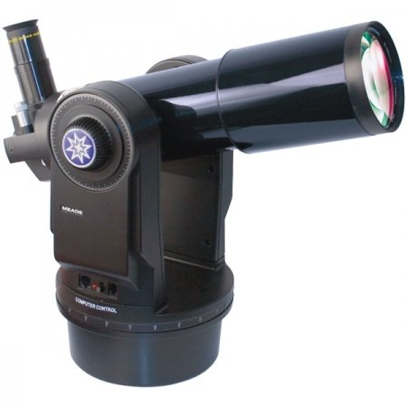Meade Etx 80At 80Mm Altazimuth Refractor Telescope With Autostar Computer Controller