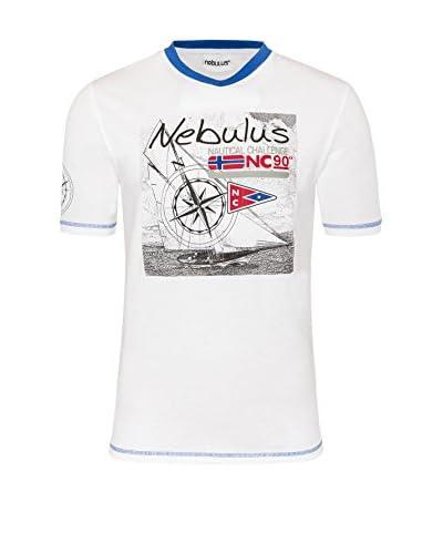 Nebulus Camiseta Manga Corta Lines