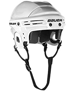 Bauer Hockey Helmet White - Bauer 2100 Helmet - Bauer Derby Helmet by Bauer