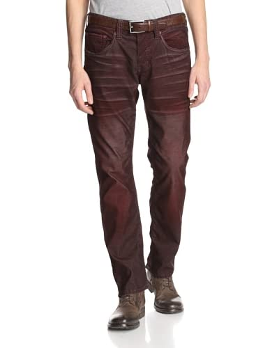 Stitch's Men's Texas 5 Pocket Straight Leg Corduroy Pant