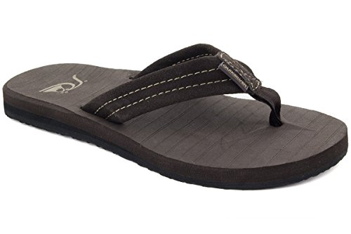 quiksilver-mens-carver-suede-3-point-sandal-demitasse-solid-9-m-us