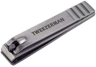 Tweezerman Stainless Steel Toenail Clipper