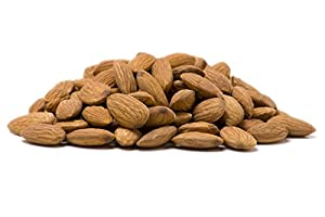 Natural Raw Almonds (4 Pound Bag)