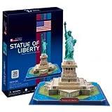 La Chaise Longue-Puzzle 3D Statue de La Liberte