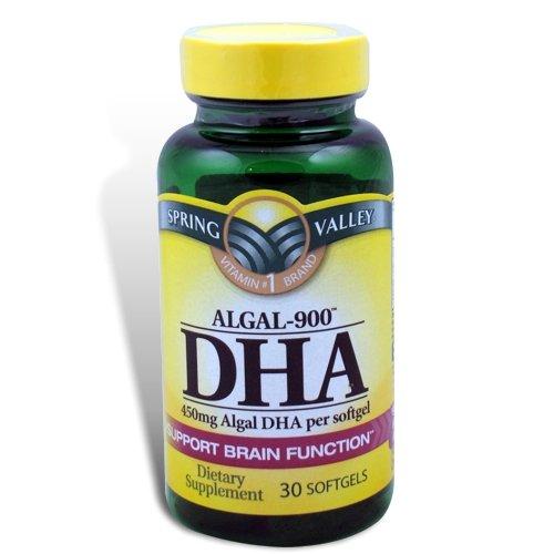 Algal dha omega-3