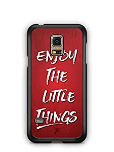 YuBingo Happiness is a Choice Designer Mobile Case Back Cover for Samsung Galaxy S5 Mini