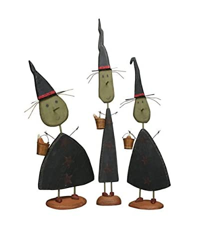 Three Standing Witches