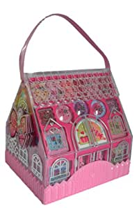 HOUSE OF BEAUTY LITTLE GIRL MAKEUP SET IN THE CASE BEAUTY XMAS GIFT