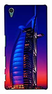 IMPACTDESIGNS Mobile Cover for Sony Xperia Z5 (Multicolor)