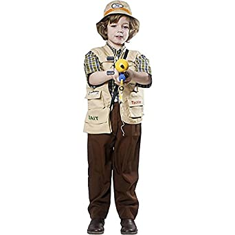 Fisherman Kids Costume