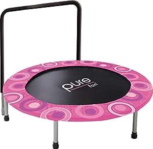 Pure Fun 48-Inch Kids Super Jumper Trampoline