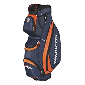 Wilson NFL Denver Cart Bag by Wilson
