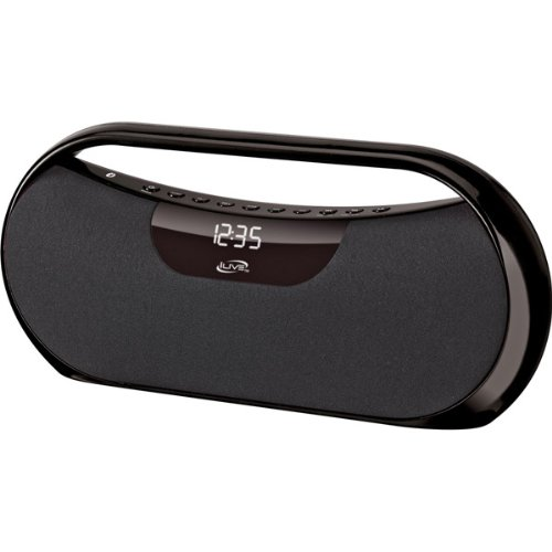 Brand New Ilive Rechargeable Bluetooth Portable Speaker System With Fm Radio