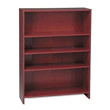 HON 1870 Series Square Edge Laminate Bookcase- HON1874N