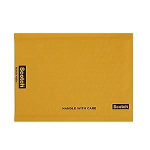 Scotch 3M Bubble Mailer 6 x 9-Inches, Size 0