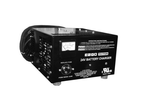 24 Volt On Board Battery Charger