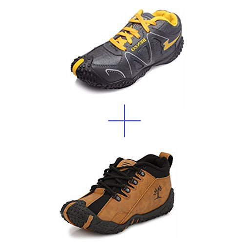 Rockfield-Mens-Synthetic-Leather-Combo-Pack-of-2-Sneaker-Sport-Shoes