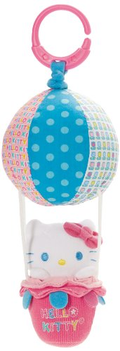 Hello Kitty Baby Wiggler Stroller Toy (Discontinued by Manufacturer)