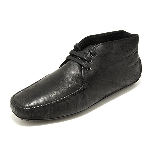 5093G scarpa uomo nera CAR SHOE capra antic vin shoes men [8]