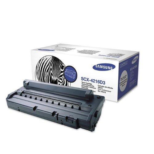 Samsung SCX-4216D3 - laser toner print cartridge - 1 x black SCX4216 SCX-4216 SCX4016, SCX4216, SCX4216F, SCX4116, SF750 SCX 4016, SCX 4216, SCX 4216F, SCX 4116, SF 750