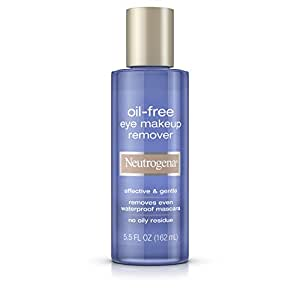 Buy Neutrogena Eye Makeup Remover Oil-Free 162ml Online At Low Prices In India - Amazon.in
