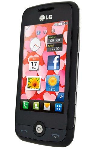 LG GS290 Cookie Fresh GSM Quadband Unlocked Phone with 2 MP