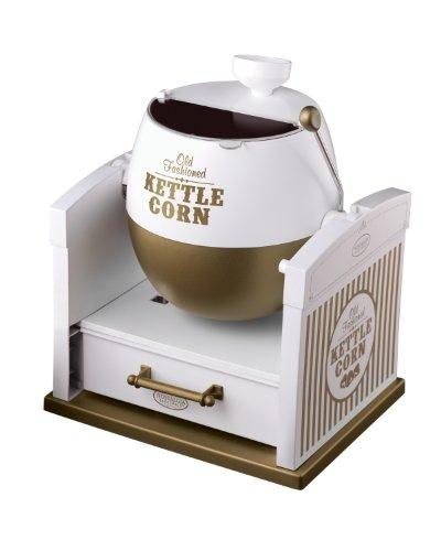Nostalgia Electrics PKC200 Vintage Collection Kettle Corn Maker (White Corn For Sale compare prices)