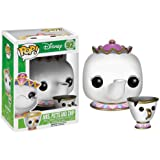Funko POP Disney: Mrs. Potts and Chip Action Figure