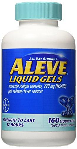 Aleve LiquidGels 160 LiquidGels