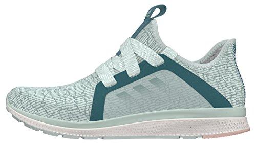adidas Edge Lux, Scarpe Running Donna, Verde (Vapour Green/Tech Green/Vapour Steel), 38 2/3 EU
